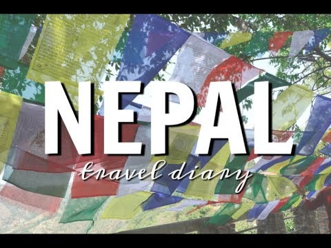 nepal travel diary | 2018