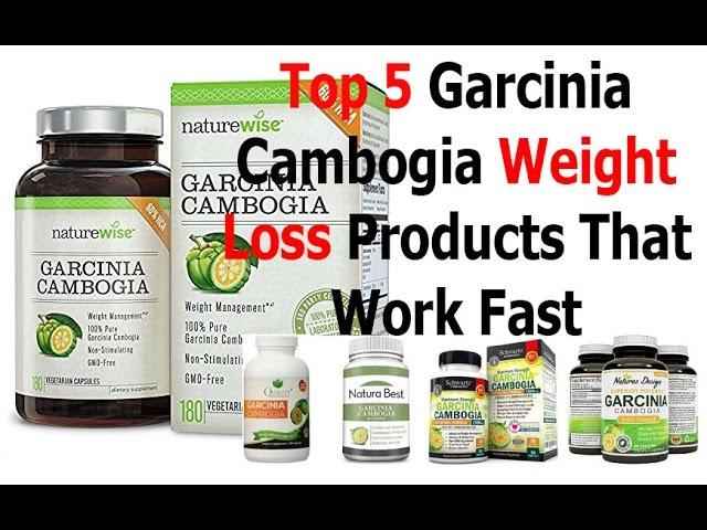 Garcinia-Mischung