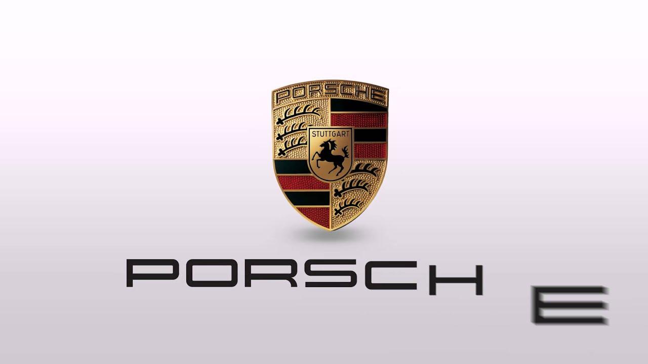 Porsche Logo Intro