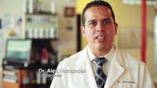 Dr. Alex Hernandez Chiropractor Spot