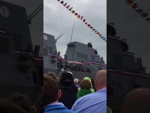 USS Ralph Johnson part 4