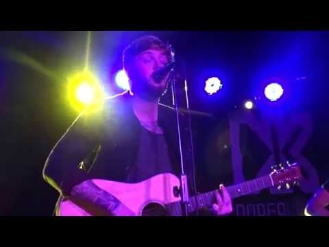 James Arthur - When We Were Young, Adele cover (Budapest, Hungary)