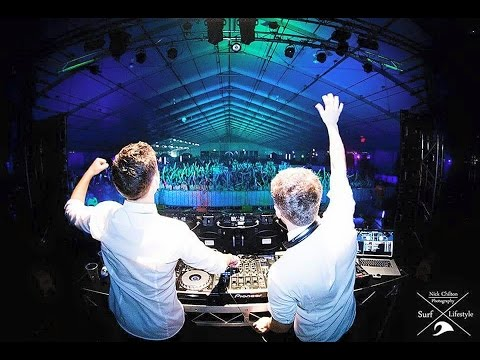 Rave Republic - Brisbane Illumi Run 2015 Sitdown To Galantis - Runaway (U & I)