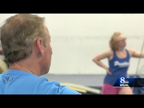 14-year-old Gymnast Hopes To Compete In 2020 Olympics