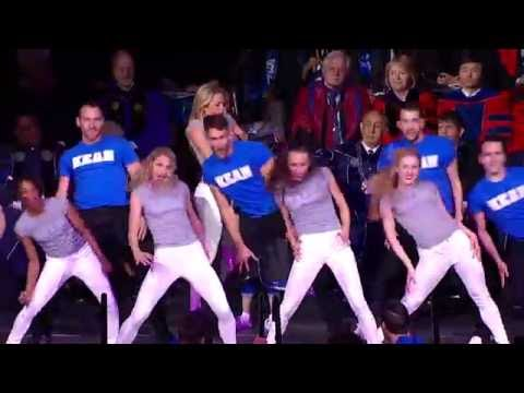 Kean Commencement 2016 | Undergraduate Dance Performance