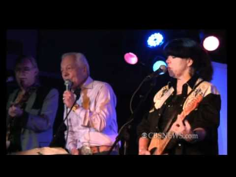 Schieffer Faces the Music at Charity Karaoke