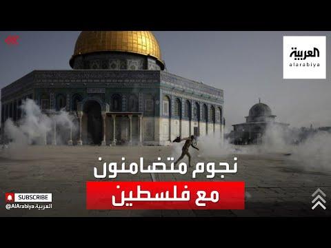 مشاهير عالميون يعبرون عن تضامنهم مع الشعب الفلسطيني  - نشر قبل 2 ساعة