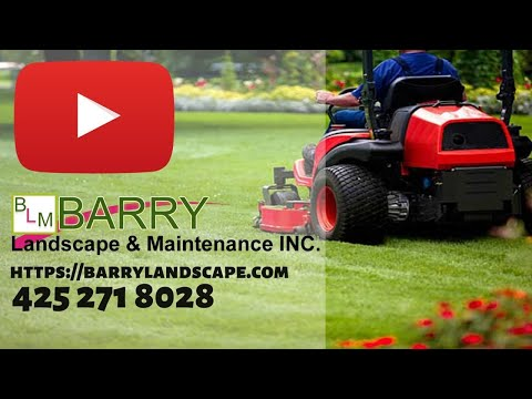 Lawn Service in Eastside and South King County