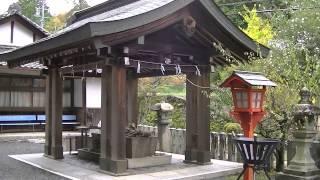 敢国神社(あえくにじんじゃ)伊賀一宮