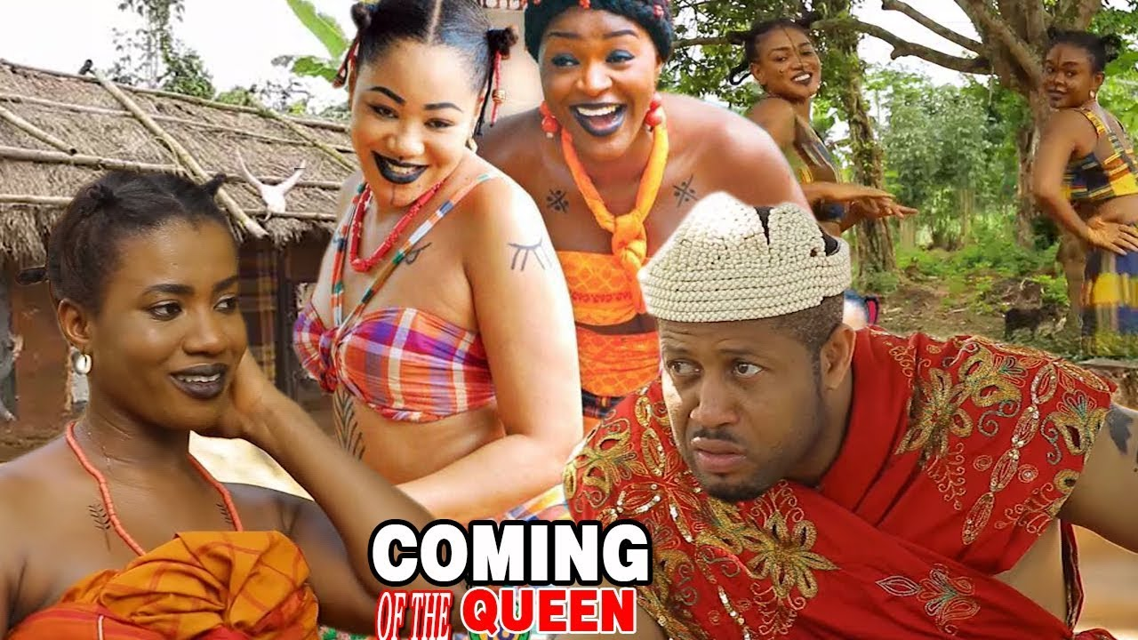 Download Coming Of The Queen 3&4  - 2018 Latest Nigerian Nollywood Movie/African Movie  Movie Full Hd