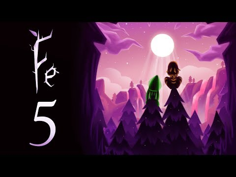Fe - FRIENDS LIKE ME & TALK TO GHOSTS?? ~Part 5~ (Action Adventure Game on Switch)