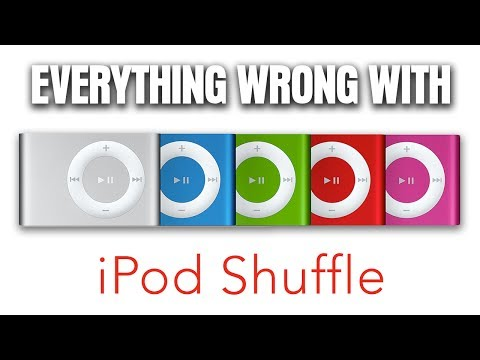 Everything Wrong With the iPod Shuffle