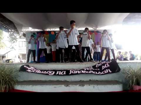 Oas Polytechnic School | Nutri-Jingle Contest (Champion) | Grade 11