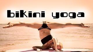 BIKINI YOGA | Йога для похудения начинающим