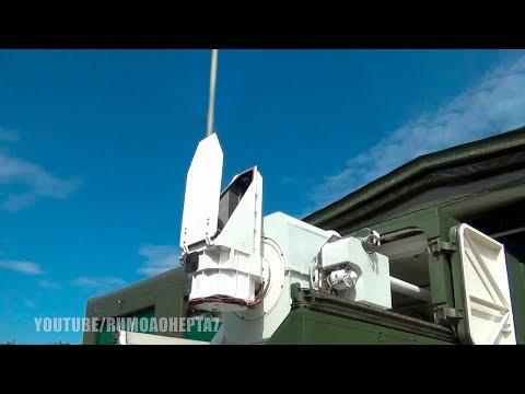 Russia's New Super Weapon: Peresvet Combat Laser System enter test