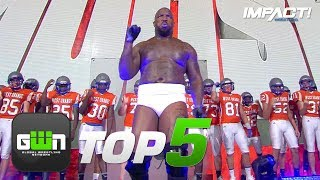 5 Greatest Bound for Glory Entrances in IMPACT Wrestling History   GWN Top 5