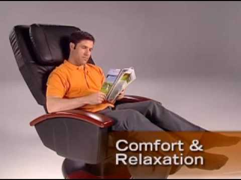 Human Touch Ht 136 Massage Chair Youtube