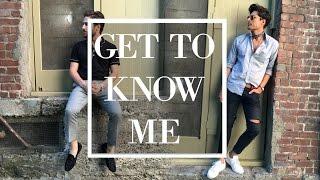 Q&A #4 feat. Carlos Roberto | GIRLFRIEND? AM I GAY? MY OWN CLOTHING BRAND?