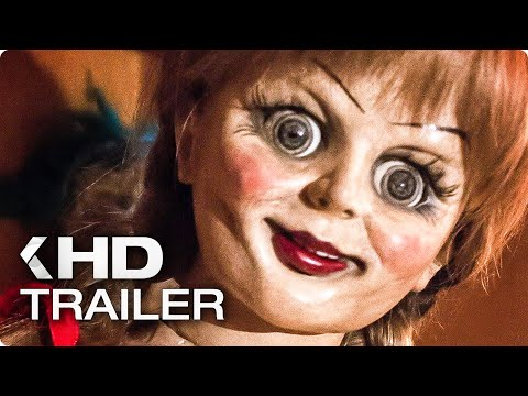 Annabelle 2: Creation ALL Trailer & Clips (2017)