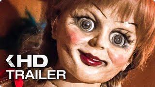 Annabelle 2: Creation ALL Trailer & Clips (2017)