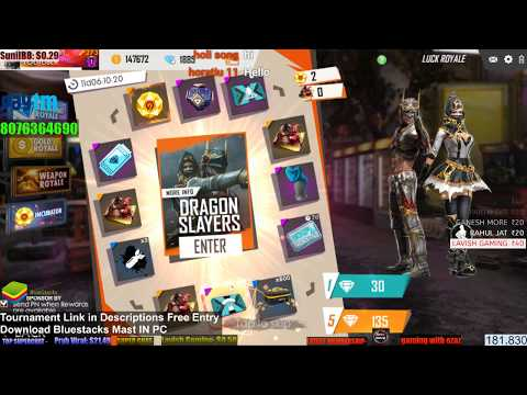 Spin Lucky Royale Free Fire 2019 |Battle Wolf |  Garena Free Fire Mp3