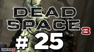 Let's Play Dead Space 3 Co-Op - Part #25 - Hardcore Hallucination Fails (HD / PC Gameplay)