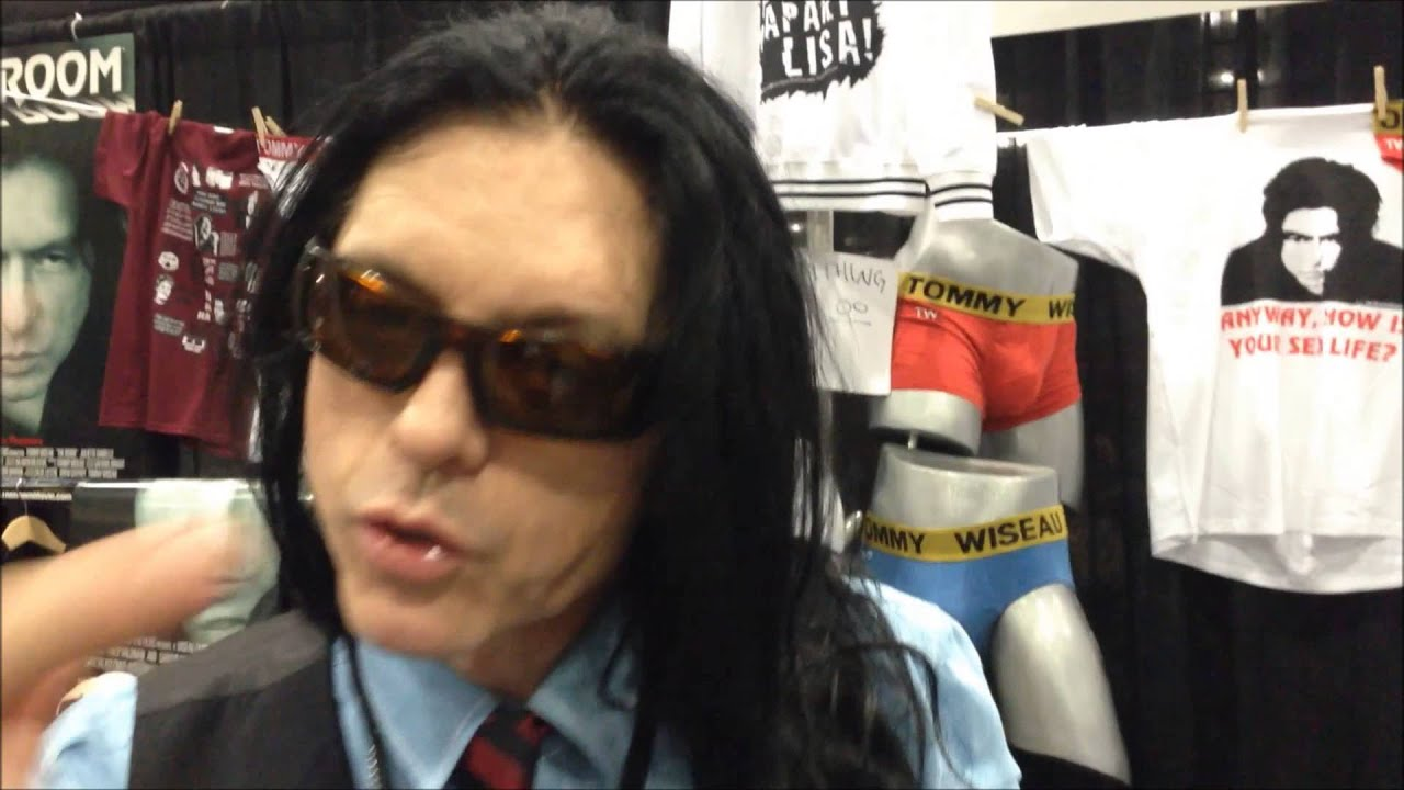 Tommy Wiseau Now Streams On Twitch Resetera