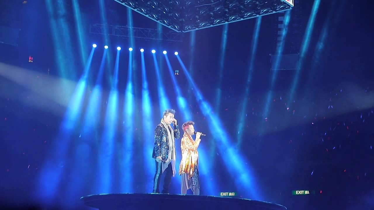 男人的歌(HD) - 左麟右李十週年演唱會 - YouTube