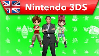 YO-KAI WATCH - Nintendo Direct Footage (Nintendo 3DS) thumbnail