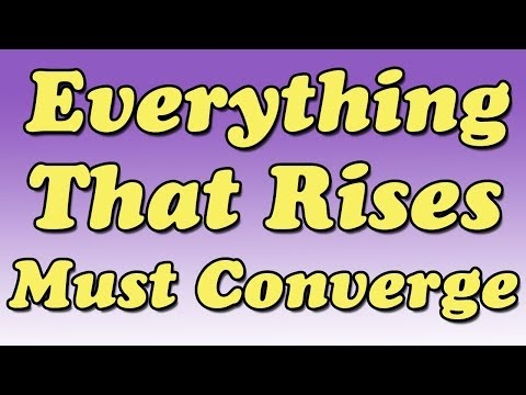 everything that rises must converge fitzgerald robert oconnor flannery