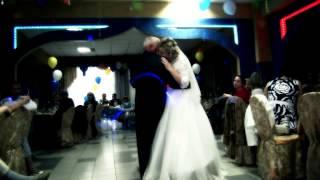 Танец папы с дочкой.Иваново.Свадьба Алексея и Татьяны