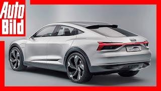 Audi e-tron Sportback (2018) -Review/Details