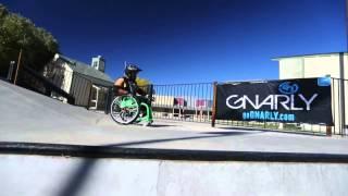 Wheelchair Freestyle   Wheelz   Gnarly! Экстрим на коляске ! Фристайл на коляске ! Thumbnail