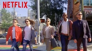 Queer Eye | Official Trailer | Netflix