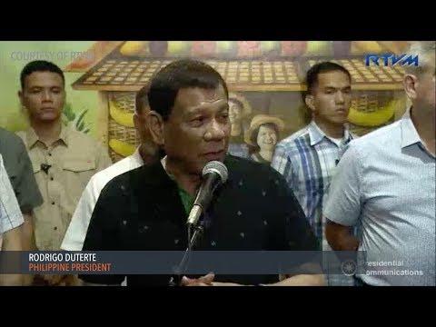 Duterte on Mocha Uson as Senate bet: 'Let the people decide'