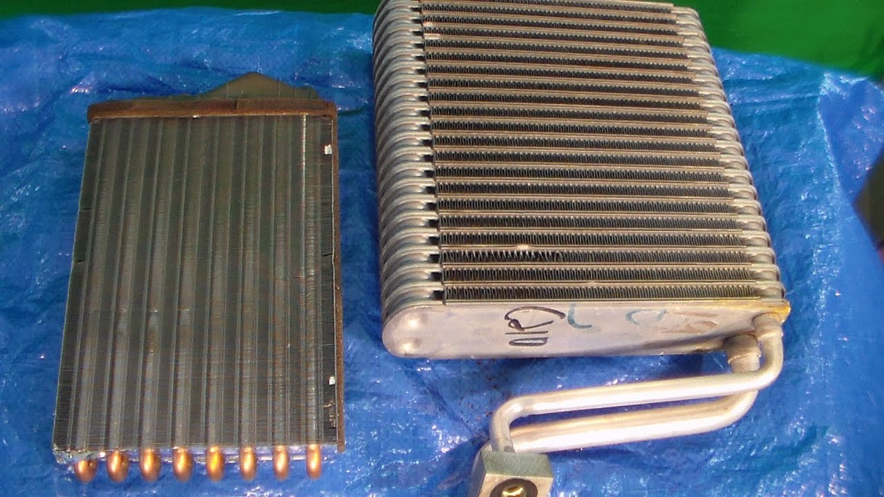 medium resolution of how to remove evaporator core heater core 2001 dodge neon part 3
