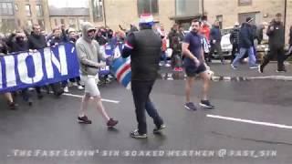 Union Bears - March - Part 1 - Rangers 2 - St. Mirren 0 - 12 August 2018