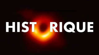 Trou noir : la vidéo pour comprendre cette image historique