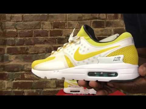 Nike Air Max Zero 2016 (Review/Unboxing)