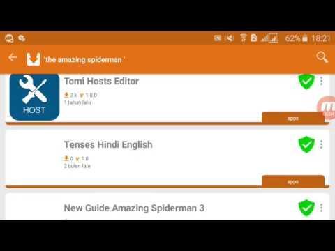 the amazing spider man 2 apk free download aptoide