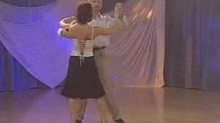 Dance Vision Anyone Can Dance Foxtrot