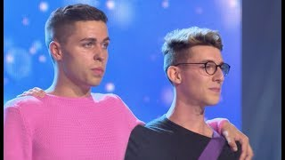 Simon Said Their Song Is All Wrong, Watch Their Second Chance Changes His Mind | The X Factor UK 201