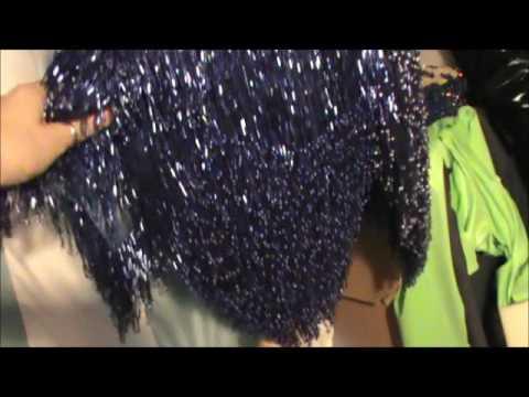 389ea84ee8f8 bency vestido de lluvia de canutillo para imitar a tina turner - YouTube