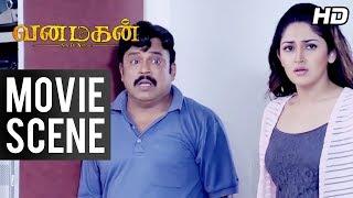Vanamagan - Super Scene | Jayam Ravi | Sayyeshaa Saigal | Prakash Raj