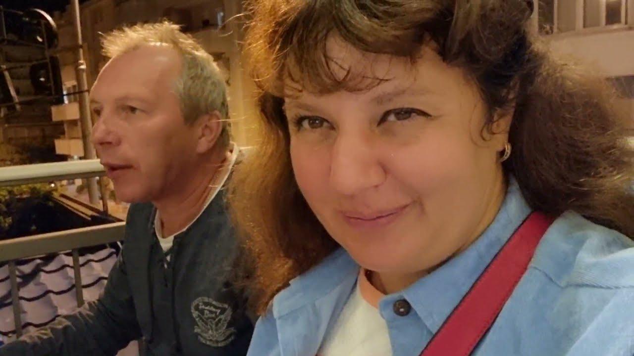 Черногория Юра облил Лену Вином в Ресторане после Длительного Спора