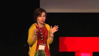 A Norwegian Taboo - we are all alike | Sanna Sarromaa | TEDxBergen