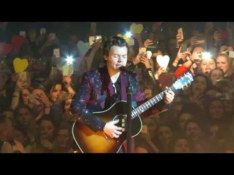 Harry Styles Oslo - If I Could Fly