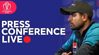 Post Match Press Conference Pakistan VS New Zealand   ICC Cricket World Cup 2019