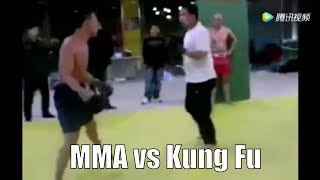 Baixar Kung Fu Master Challenges MMA Fighter In China - Great Lessons