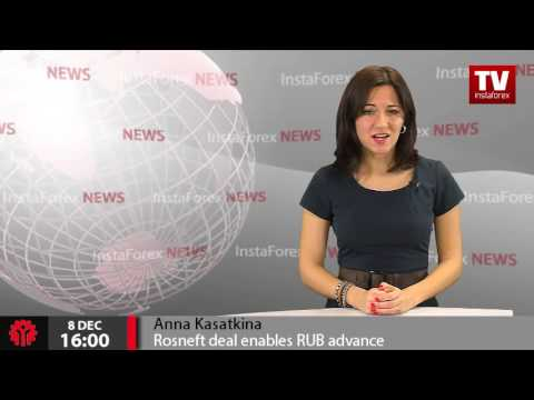 Rosneft deal enables RUB advance